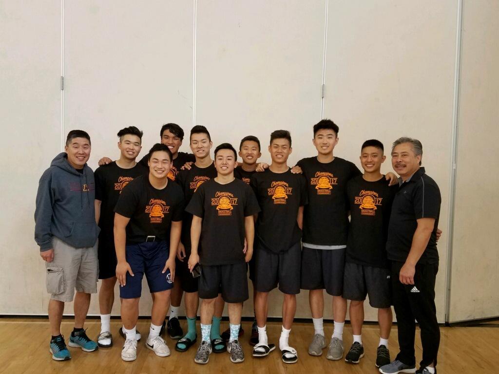 2017 Tigers Tournament Champions